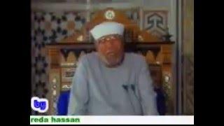 كرامات الشيخ الشعراوي يرى الرسول والصحابه في غزوة الاحزاب