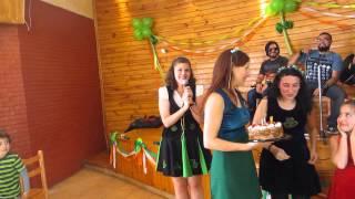 Cumpleaños Martina nuestra Pequeña Dancing Clovers