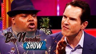 Big Narstie vs Jimmy Carr In EPIC Roast Battle   The Big Narstie Show