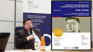 Piotr Semka: