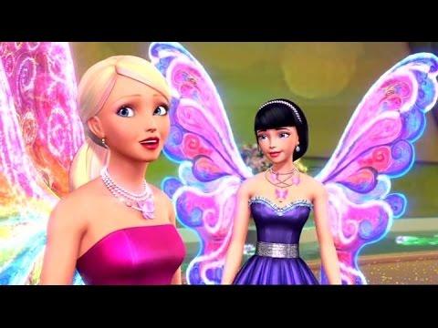 NUEVO Pelicula de Barbie ♔ Barbie El Secreto de las Hadas Pelicula en Español ♔