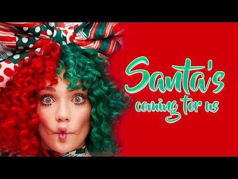 Sia - Santa's Coming For Us (Lyrics)