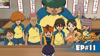 Inazuma Eleven - Episode 11 - FIND A NEW COACH