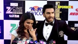 Parineeti Chopra teases Ranveer Singh with Deepika Padukone!