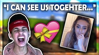 Diss God Falls In Love With YouNow Girl! *CHEATS ON POKIMANE*