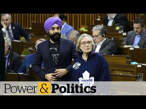 House of Commons in voting marathon over SNC Lavalin controversy Power & Politics