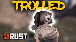 BEING TROLLED BY AI! Rust Solo Survival Gameplay #56