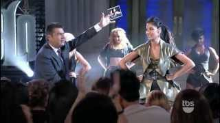 Nicole Scherzinger - Right There live Lopez Tonight - 4th August 2011