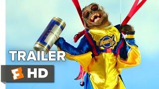Monkey Up Official Trailer 1 (2016) - Skylar Astin, John Ratzenberger Movie HD