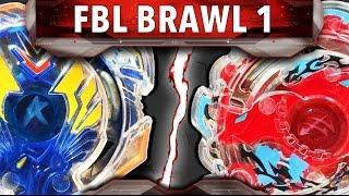 FBL Beyblade Burst BRAWL Episode 1: Valkyrie WA vs Kerbeus WF