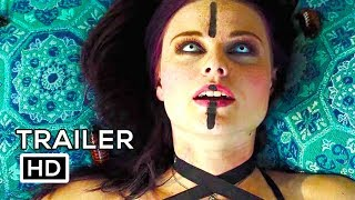 COVEN Official Trailer (2017) Fantasy Horror Movie HD