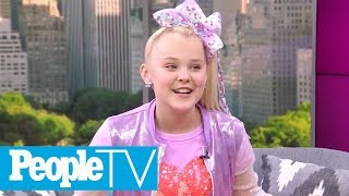 JoJo Calls Out Logan Paul, Talks Friendship With Maddie Ziegler & Diss Track With RiceGum | PeopleTV