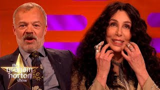 Cher Insults Graham's Beard! | The Graham Norton Show