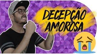 🔴 Decepção Amorosa: 5 lições que aprendi quebrando a cara | Pistolada 002