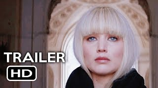 Red Sparrow Official Trailer #1 (2018) Jennifer Lawrence, Joel Edgerton Thriller Movie HD