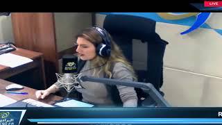 ياسمين صبري في بريطانيا للعلاج | راديو سكوب مع غدير حسان