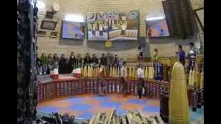 Zurkhaneh - Traditional Iranian Sports Club