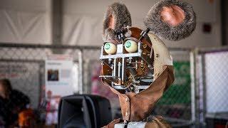 Restoring Showbiz Pizza's Animatronic Robots!