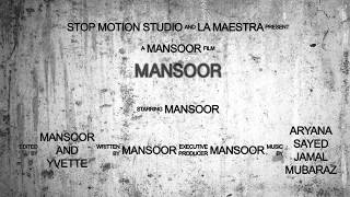 Mansoor Persian Stop Motion