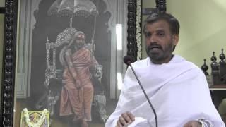 Sri Subbaraya V Bhatta's talk on Ishwara as per Purva Mimamsa