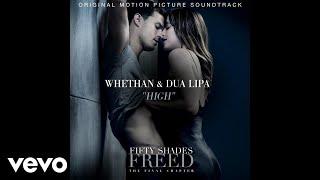 Whethan, Dua Lipa - High (Audio)