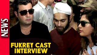 Latest Bollywood News - Fukrey Returns Cast Visit Andheri Metro Station - Bollywood Gossip 2017 uploaded on 17-03-2018 263 views