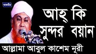bangla waz নবী (দঃ) এর মর্যাদা -mawlana Abul Kashem Nuri