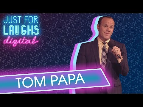 Tom Papa If You Are Married You Win