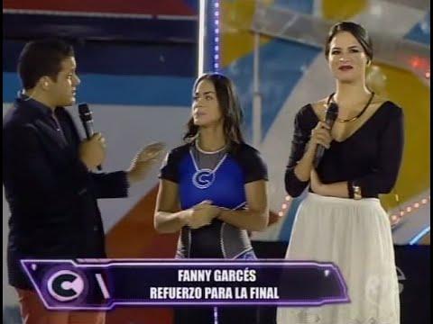 Xxx Mp4 Combate RTS Ecuador Fanny Garces Refuerzo Azul Para La Final 3gp Sex