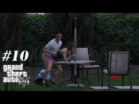 GTA V - The Sex Tape! | Part 10