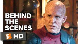 Deadpool Behind The Scenes - Blind Al (2016) Ryan Reynolds Movie HD