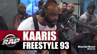 Kaaris Freestyle 93 dans Planète Rap !