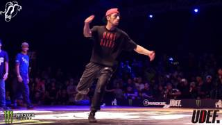 ALL OUT POWERMOVE BBOY BATTLE | Silverback Open 2015 | #UDEF #MonsterEnergy | #SXSTV