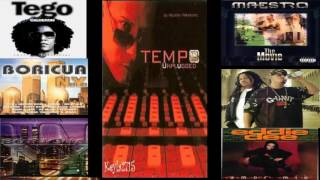 Mix Hip Hop Boricuas - 1999 - 2003 - Lo Mejor 2017.-