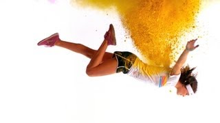 THE COLOR RUN™ Color Bursts in slow motion!!!
