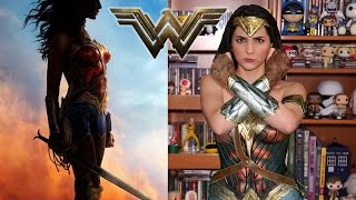 Exclusiva: ¡Fui a Londres para ver Wonder Woman y hablar con su directora!