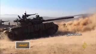 فوارق بين حلفاء الأسد وحلفاء خصومه