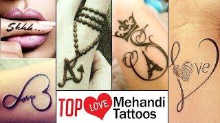 TOP black Mehandi Tattoo Designs For Mehandi Lovers   2018 Try it   Fashion City