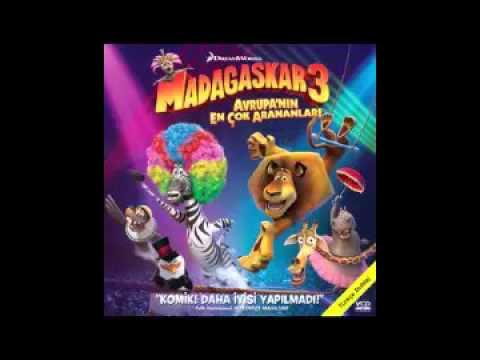 Madagaskar3-Son Sahne Şarkısı-Katy Pary Firework