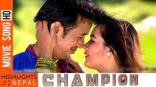 Mann Parauchhu Timilai - Full Song | New Nepali Movie CHAMPION 2016 | Dikpal Karki