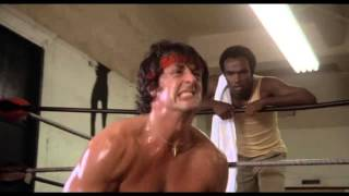 Rocky II Training Montage HD