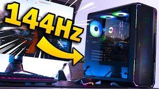 Configurazione PC GAMING 144-240Hz! - Test in gioco!