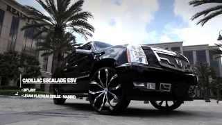 Cadillac Escalade ESV on 26