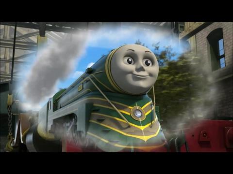 Thomas e Seus Amigos A Melhor Locomotiva de Todas