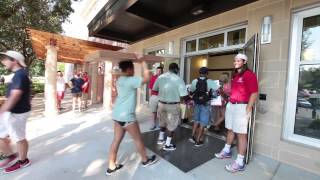 USA Move In Day - Fall 2014
