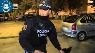 150127 - Policía Local Málaga - #PolicíaLocal - GOA - 75 minutos - Canal Sur TV