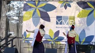 Kauda Dance in Canada choreographed by Gobind Rai: Saino Ramro ..: