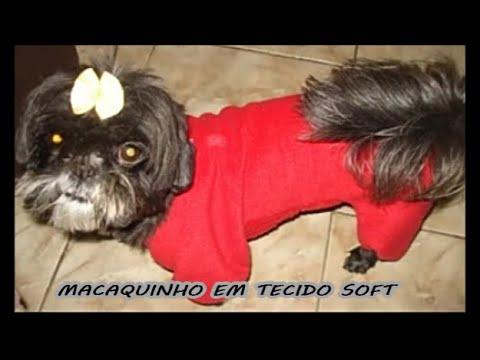 PAP DE MACAQUINHO PARA PET EM TECIDO SOFT