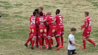 FF Jaro - FC Haka su 4.6.2017 - Ottelukooste