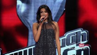 Anjela Baghramyan,Mercy by Duffy --The Voice of Armenia – The Blind Auditions – Season 3